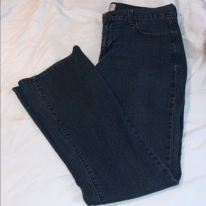 Old Navy Sweetheart Bootcut jeans size 12